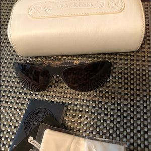 Chrome hearts sunglasses unisex